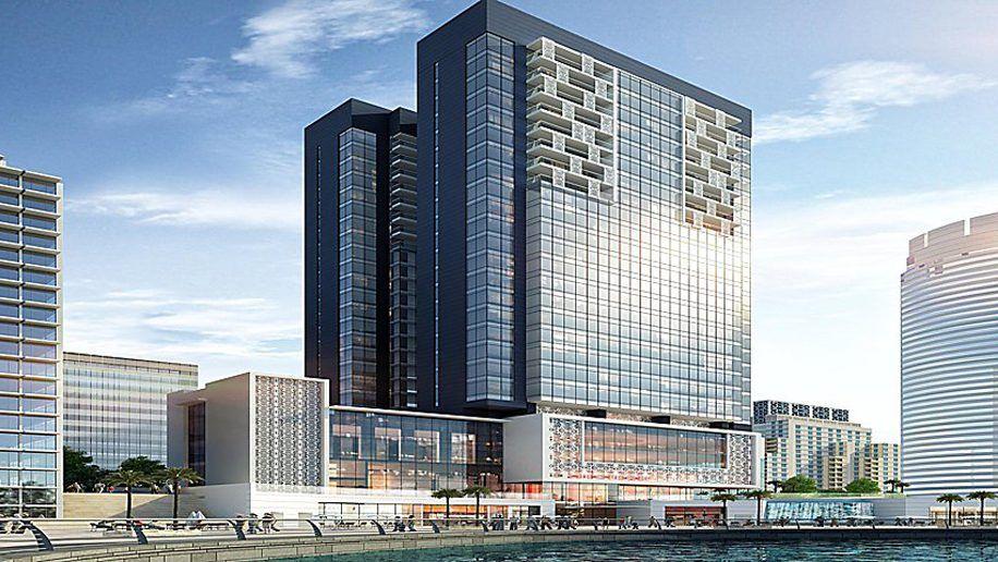 Intercontinental Hotels Group eröffnet Crowne Plaza Hotel in Dubai - Dubai Marina