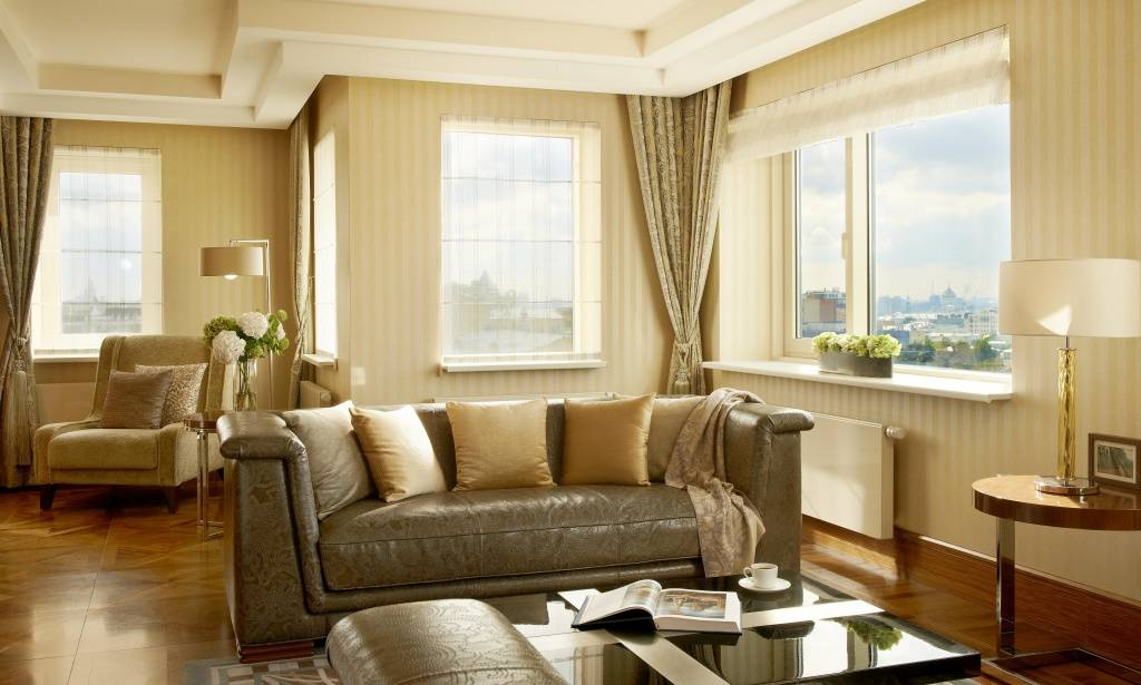 18.InterContinental Moscow Tverskaya_Our Executive Suite is waiting for you.JPG