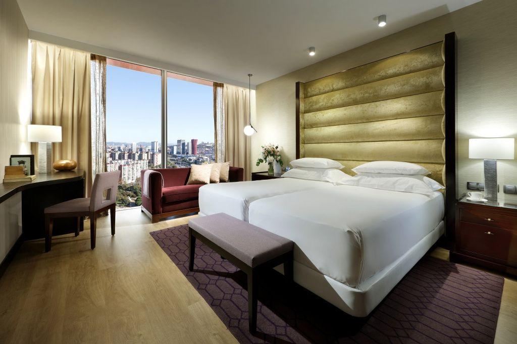 Die Hyatt Hotel Corporation kündigt den Hyatt Regency Barcelona Tower mit 280 Zimmern an